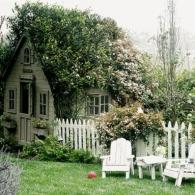 озеленение двускатной крыши