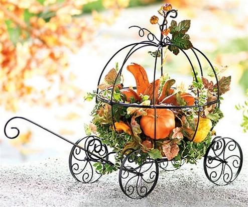 Декор садовый своими руками