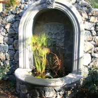 садовый грот_фото