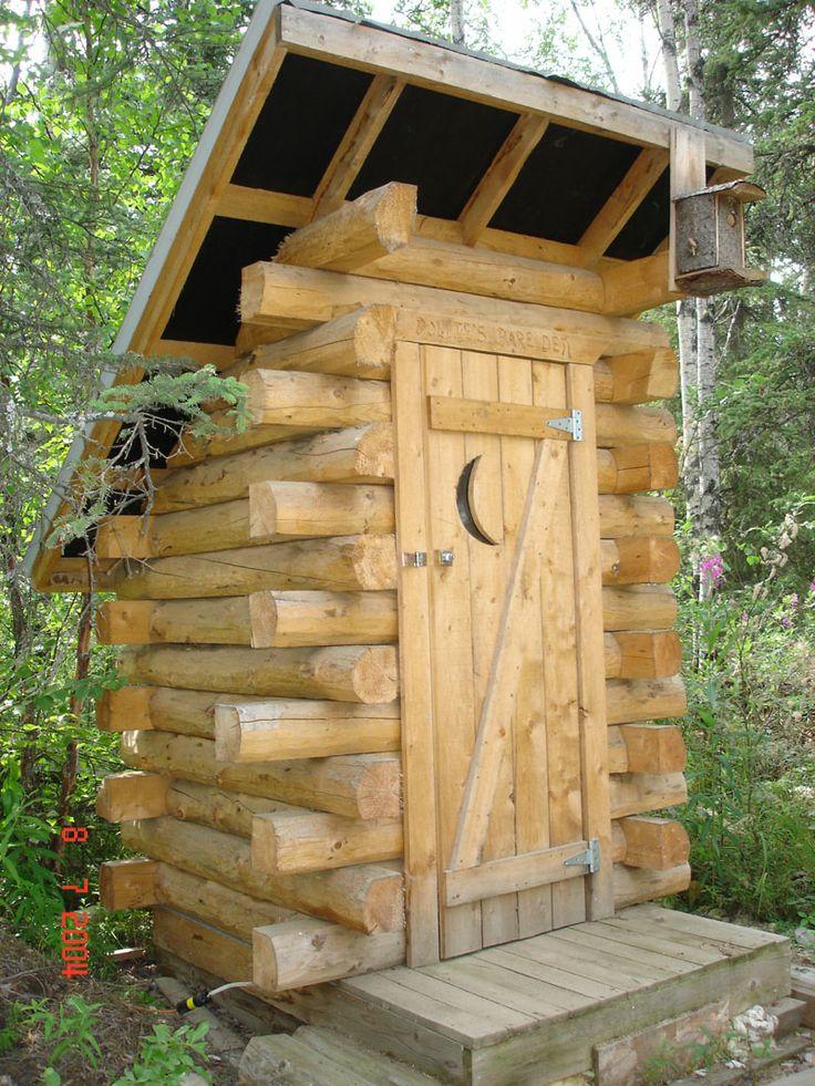 Идея для туалета на даче: 100 фото, чертежи, схемы, инструкции