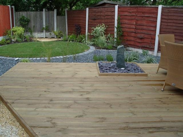 for Low maintenance gardens for the elderly