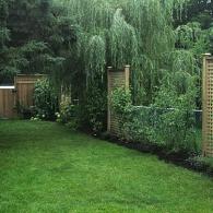садовые ширмы
