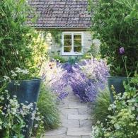 коттеджный сад в английском стиле