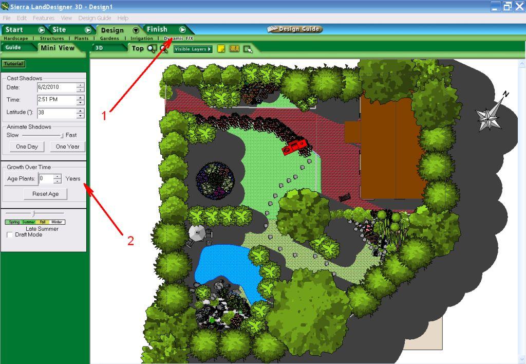 ПРОГРАММА ДЛЯ ЛАНДШАФТНОГО ДИЗАЙНА SIERRA LAND DESIGNER 3D 7 0 СКАЧАТЬ БЕСПЛАТНО
