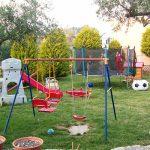 растения для детской площадки