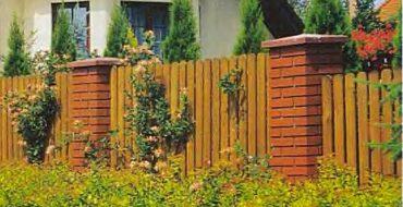 деревянный забор_фото