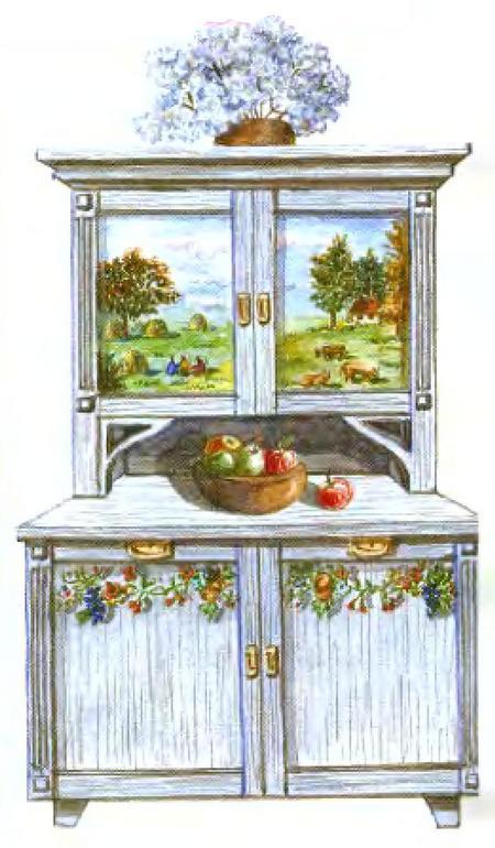 Мебели своими руками из старой мебели фото