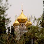 сад в православном храме