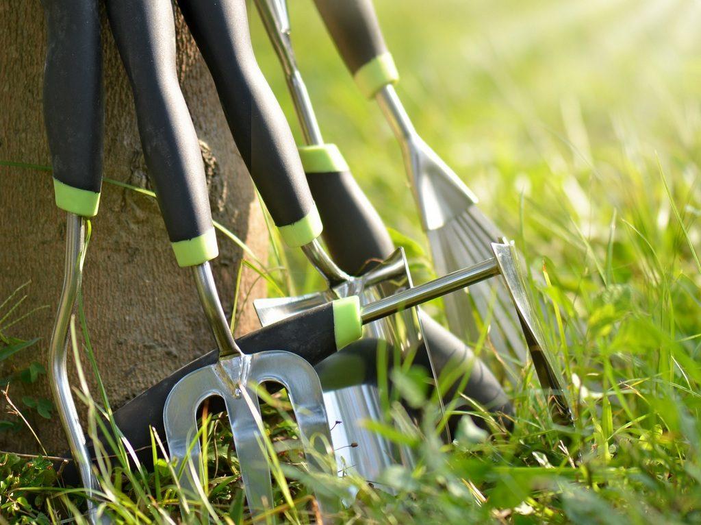 садовые инструменты_фото